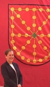 """Uxue Barkos, presidenta de Navarra, se hizo presente durante """"Nafarroaren Eguna"""""""