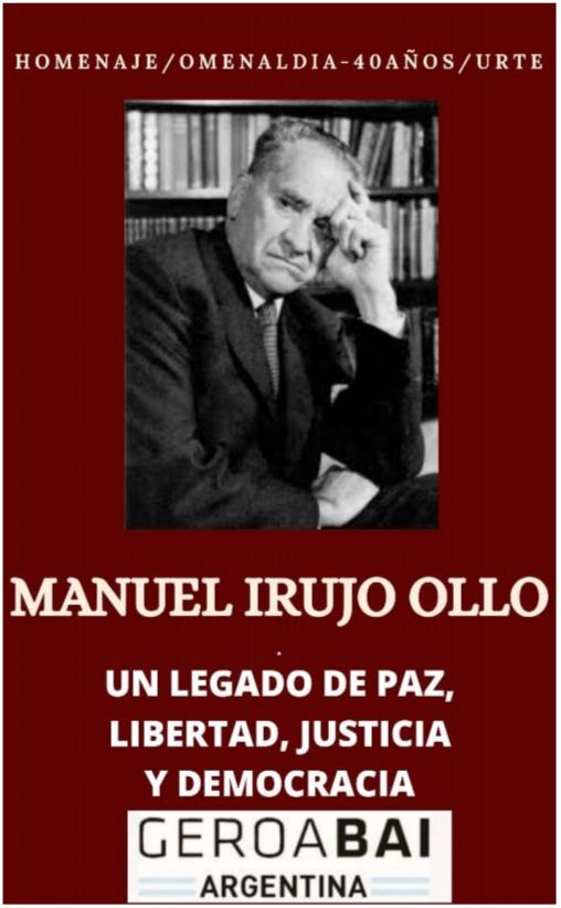 Libro digital de Manuel de Irujo